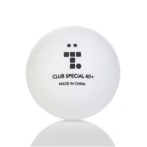 티마운트 CLUP SPECIAL 40+ 탁구공 12입