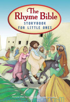Rhyme Bible Storybook for Little Ones, the, Rev. Ed. (Board Book)