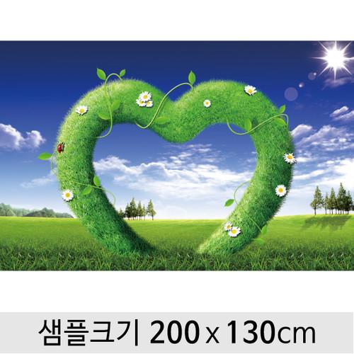 봄배경현수막-055  ( 200 x 130 )