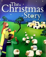 The Christmas Story (Series: Candle Bible for Kids) (PB)