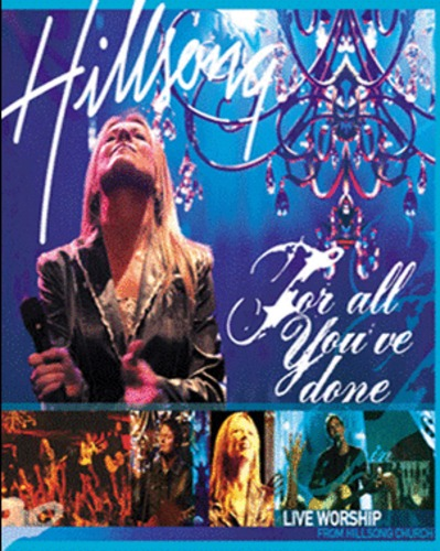 Hillsong Live Worship - For all You´ve done (DVD)