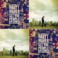 Matt Maher 음반세트 (2CD)