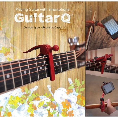 Guitar-Q 어쿠스틱 카포