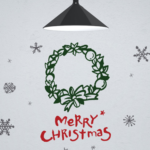 1AM 캘리 크리스마스 레터링 - 8. 크리스마스리스