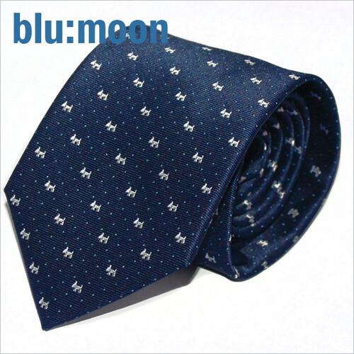 [blu:moon] 블루문넥타이 - 렌틸 그레이 8cm