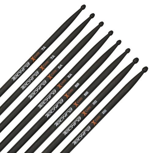 테크라 초강도 경량 카본 스틱 - Pairs X CARB Sticks