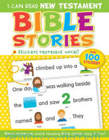 I Can Read New Testament Bible Stories (Series: I Can Read) (PB)