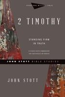 2 Timothy: Standing Firm in Truth (소프트커버)