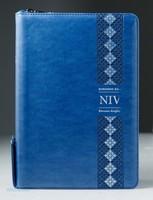 두란노 개정 NIV 영한성경 중 합본(색인/최고급신소재/지퍼/네이비)