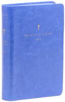 이스트워드 성경전서 소 단본 (색인/PU소재/무지퍼/스카이블루/NKR62ETHU)
