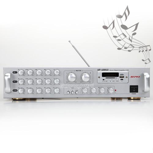 에펠 디지털 앰프 AP-400U2