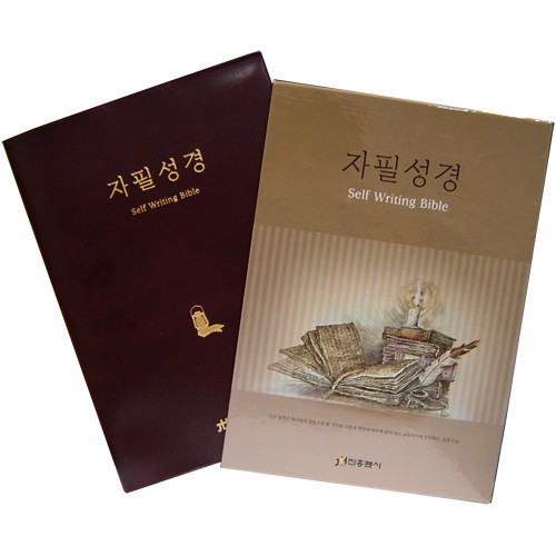 자필성경 (6393)