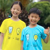 교회단체티 SALT LIGHT 쏠트 아동