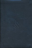 ESV: Value Compact Bible (TruTone, Midnight, Flame Design)