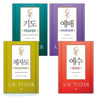 A. W. 토저 인사이트 시리즈 세트 (전3권)