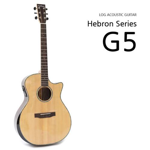 로그 2020 Hebron G5 어쿠스틱 기타