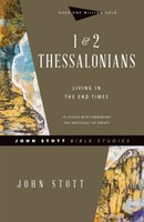1 & 2 Thessalonians: Living in the End Times (소프트커버)