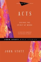 Acts: Seeing the Spirit at Work (소프트커버)