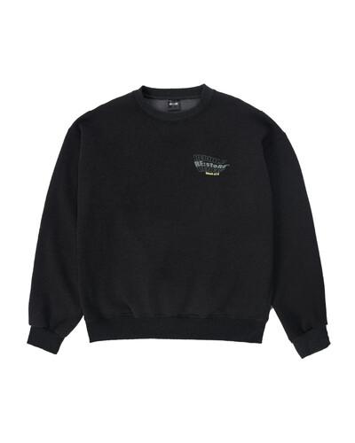 RE-IYL 기모 맨투맨 (charcoal)