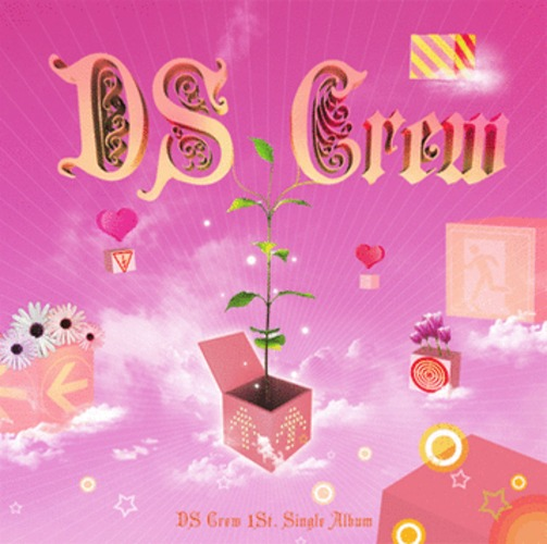 DS Crew -Dance of Soul crew (Single CD)