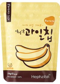 아비삭 과일칩  -바나나 14g