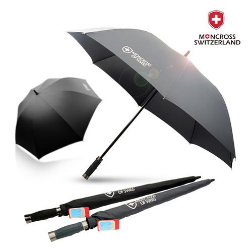 몽크로스 70 화이버 솔리드 장우산
