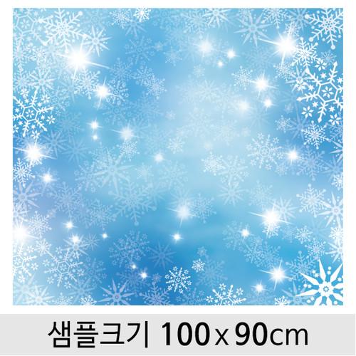 겨울배경현수막-089  ( 100 x 90 )