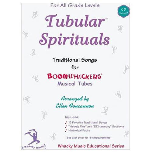 붐웨커 교재 Tubular Spirituals