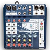 Soundcraft Notepad-8FX 아날로그 믹서