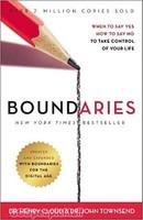 Boundaries, Updated & Expanded Ed. (PB) - No라고 말할 줄 아는 그리스도인 원서