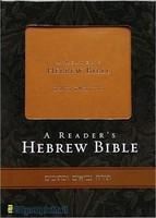 A Readers Hebrew Bible (Italian Duo-Tone™)