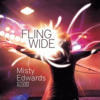 Misty Edwards - Fling Wide Live Worship (CD)