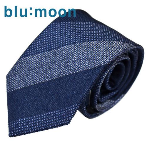 [blu:moon] 블루문넥타이 - 프렌즈 네이비 7cm