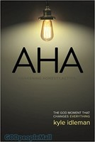 AHA: The God Moment that Changes Everything - 제자는 행동한다 원서