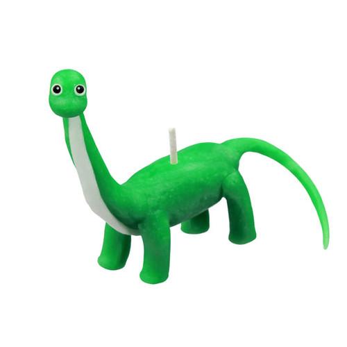 공룡 마멘키사우르스 양초만들기