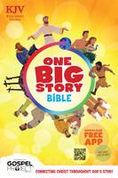 KJV: One Big Story Bible, Hardcover