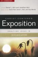 Exalting Jesus in Ecclesiastes (Paperback)