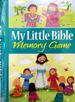 My Little Bible Memory Game (HB)