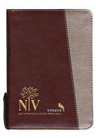 개정 NIV 한영해설성경 한영새찬송가 특중 합본(색인/이태리신소재/지퍼/버간디은색)
