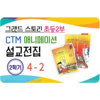 고신 그랜드스토리 초등2부 4-2 맞춘 CTM 애니메이션 설교 모음집 USB,DVD