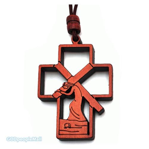 사순절십자가 목걸이 (68)