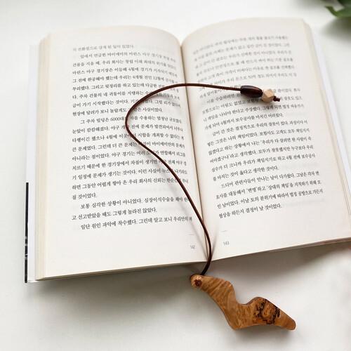 올리브 십자가 독서링 & 책갈피