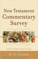 New Testament Commentary Survey(7th Ed)